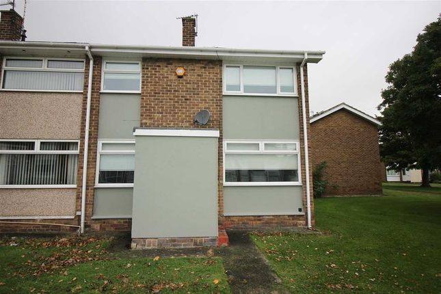 Thumbnail Terraced house to rent in Thirston Drive, Cramlington