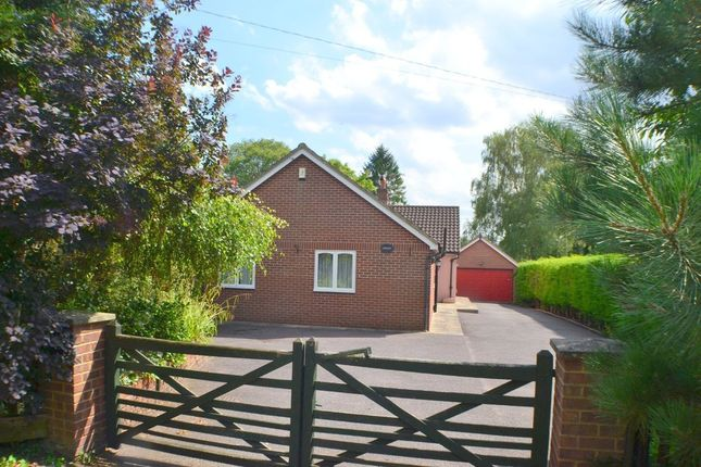 Thumbnail Detached bungalow for sale in Chapel Street, Stoke By Clare, Sudbury