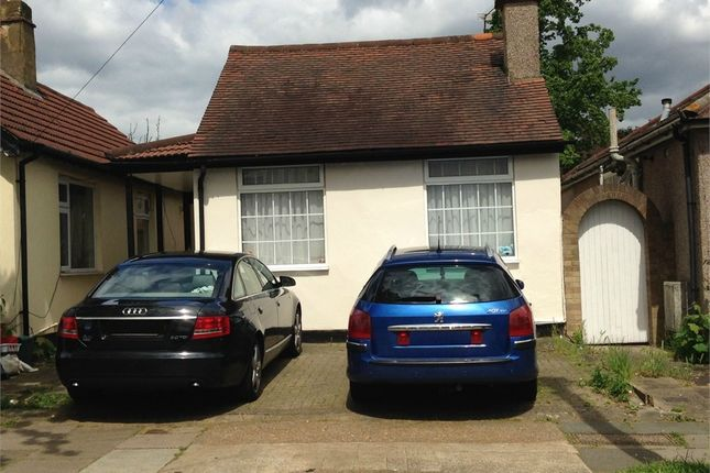 Thumbnail Semi-detached bungalow for sale in Rugby Avenue, Wembley, Greater London
