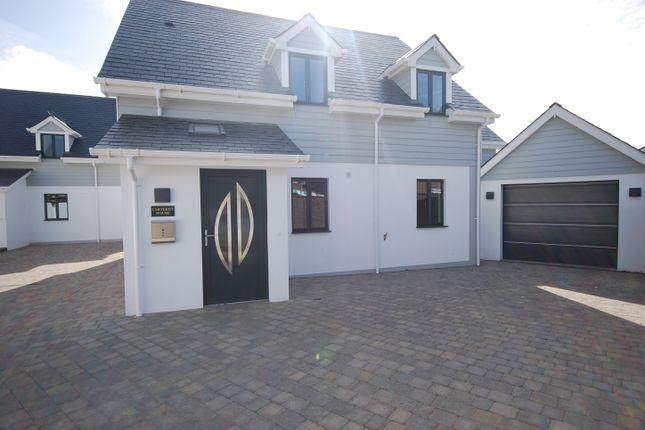 Thumbnail Detached house for sale in La Grande Route De St Peter, St Peter
