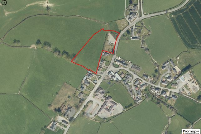 Thumbnail Land for sale in Trefeglwys, Caersws