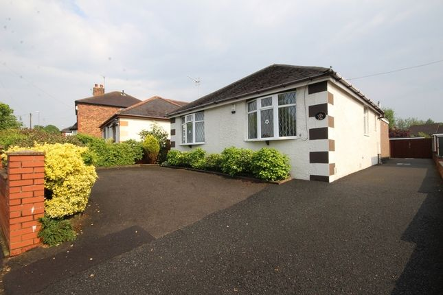 Thumbnail Detached bungalow for sale in Weston Coyney Road, Longton, Stoke-On-Trent