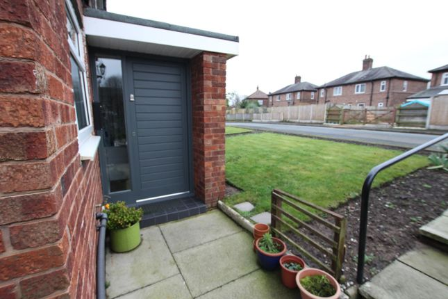 Thumbnail Flat for sale in Woolacombe Close, Warrington