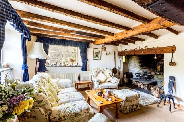 Thumbnail Semi-detached house for sale in East Side, North Littleton, Evesham, Worcestershire