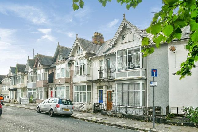 Thumbnail Terraced house to rent in Abingdon Road, Plymouth
