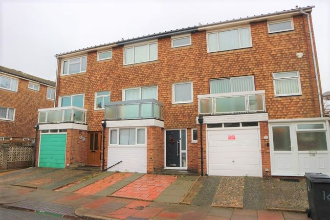 4 bed terraced house for sale in Latimer Road, Eastbourne BN22