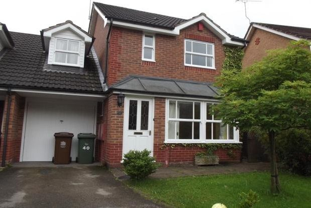 Thumbnail Property to rent in Johnson Drive, Mansfield