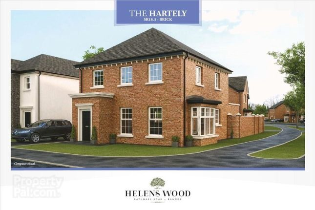 Thumbnail Detached house for sale in Helens Wood, Rathgael Road, Bangor