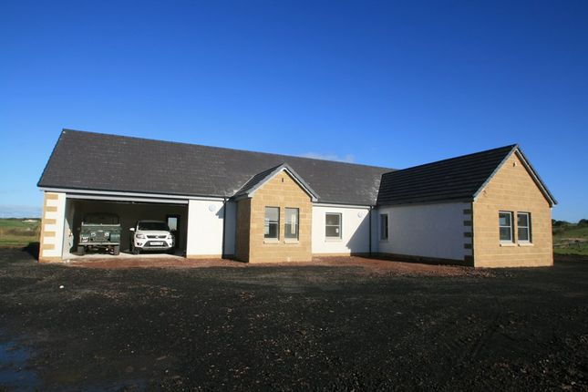 Thumbnail Detached bungalow for sale in Cleghorn, Lanark