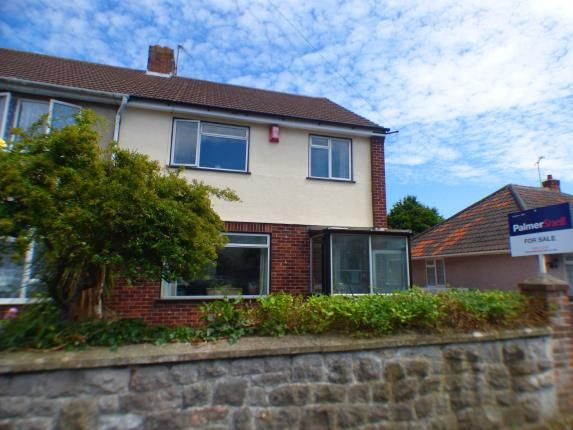 Thumbnail Semi-detached house for sale in Totterdown Road, Weston-Super-Mare
