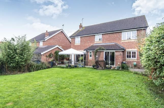 Thumbnail Detached house for sale in Sheene Grove, Braintree