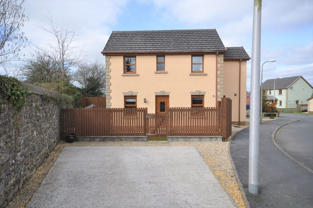 Thumbnail Detached house for sale in 7 Maes Abaty, Spring Gardens, Whitland