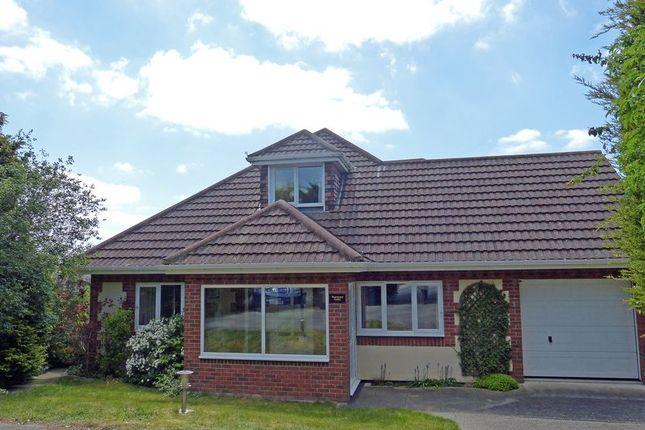 Thumbnail Detached house for sale in Larkhill Road, Durrington, Salisbury