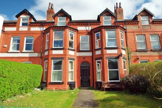 Thumbnail Flat to rent in Queens Road, Hoylake, Wirral