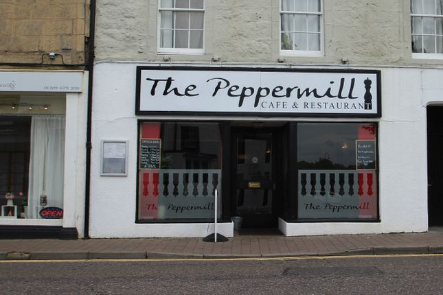 Thumbnail Restaurant/cafe for sale in Peppermill, 118 High Street, Forres