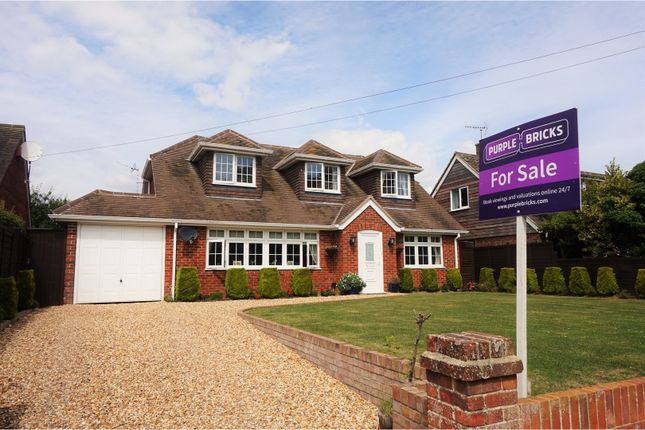 Thumbnail Detached house for sale in West Street, Selsey