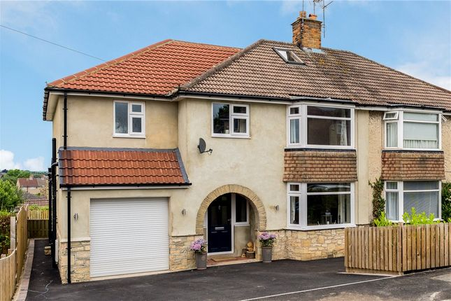 Thumbnail Semi-detached house for sale in Coxwold View, Wetherby, West Yorkshire