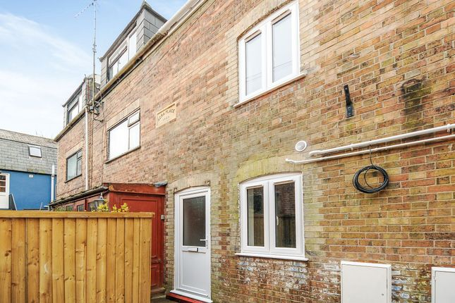 Thumbnail Terraced house for sale in Agra Place, Dorchester