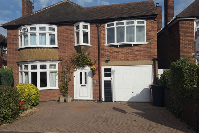 Thumbnail Detached house for sale in Gloucester Avenue, Melton Mowbray