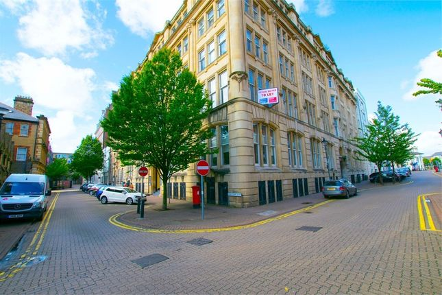 Thumbnail Flat for sale in Cymric Buildings, West Bute Street, Cardiff