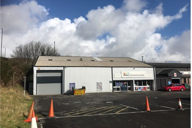 Thumbnail Light industrial to let in Unit 1 Heol Y Gors (Former Dulux Unit), Cwmbwrla, Swansea