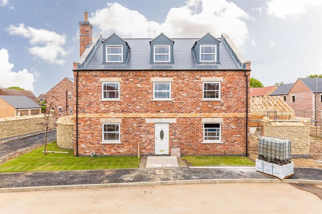 Thumbnail Detached house for sale in Cleveland Avenue, North Hykeham, Lincoln