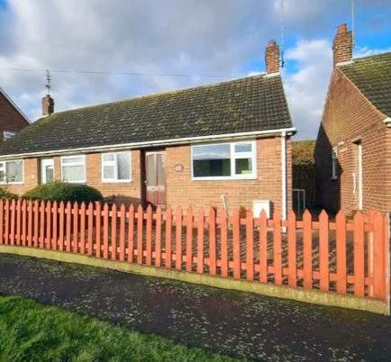 Thumbnail Bungalow to rent in Minster Close, Hull, East Riding Of Yorkshire