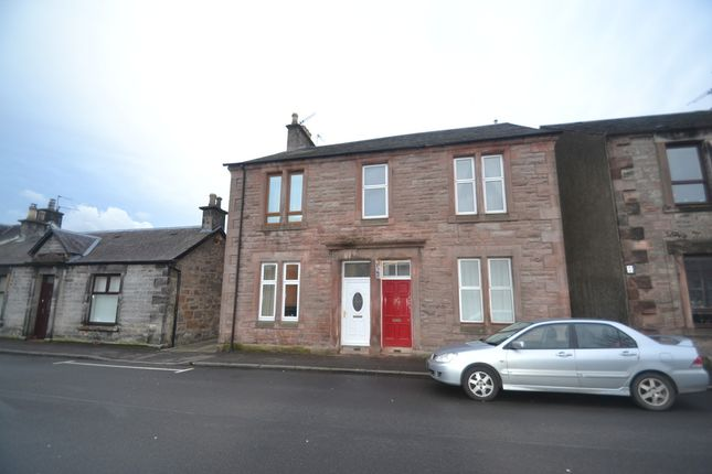 Thumbnail Flat to rent in Hill Street, Alloa