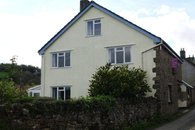 Thumbnail Detached house to rent in Tawton Lane, South Zeal, Okehampton