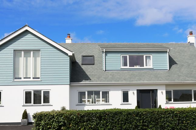 Thumbnail Detached house for sale in Crescent Rise, Constantine Bay