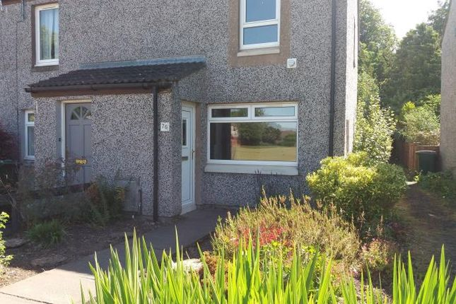 Thumbnail Terraced house to rent in 76 Mcbain Place, Kinross