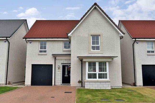 Thumbnail Detached house for sale in Garthdee Farm Lane, Aberdeen
