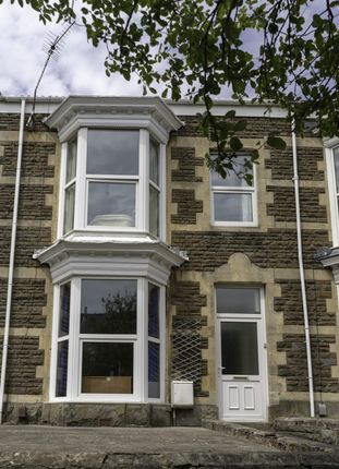 Thumbnail Shared accommodation to rent in St Albans Road, Swansea