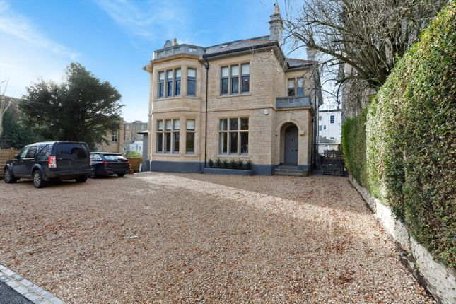 Thumbnail Detached house for sale in Parabola Road, Cheltenham, Gloucestershire