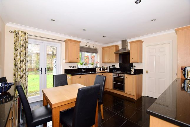Thumbnail Detached house for sale in Harrison Drive, Harrietsham, Maidstone, Kent