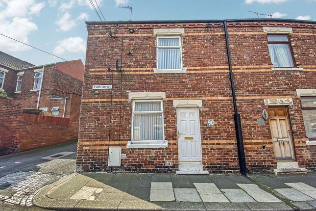 2 bed terraced house to rent in Fifth Street, Horden, Peterlee SR8