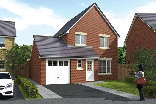 Thumbnail 3 bed detached house for sale in The Llansannor, Pontyclun, Rhondda Cynon Taff