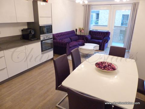 Thumbnail Flat to rent in Copenhagen Court, Deptford
