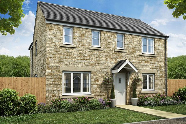 "Thumbnail Detached house for sale in ""Clandon Plus"" at Knotts Drive, Colne"
