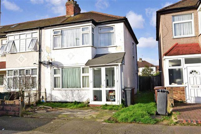 External (Web) of Gerald Road, Dagenham, Essex RM8