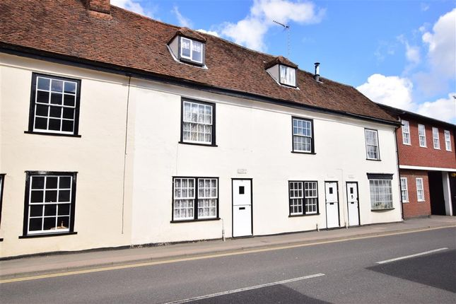 3 bed terraced house for sale in High Street, Ingatestone, Essex CM4