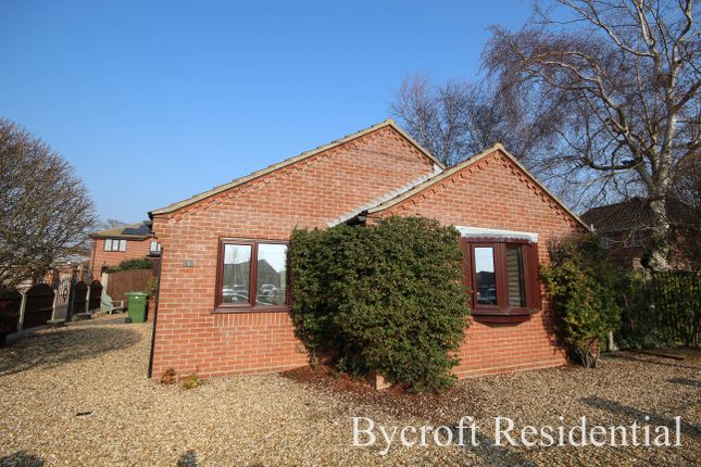 Thumbnail Detached bungalow for sale in West Road, Great Yarmouth