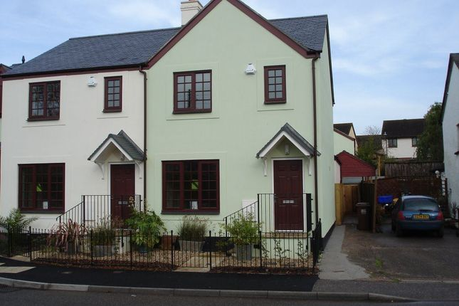 Thumbnail Property to rent in Smithys Way, Sampford Peverell, Tiverton