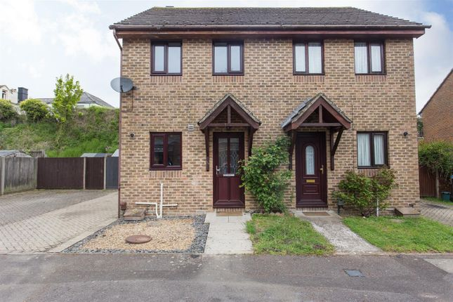 2 bed semi-detached house to rent in The Abbots, Dover CT17