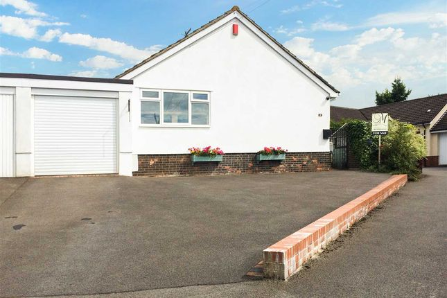 Thumbnail Detached house for sale in Woodborough Drive, Winscombe, Winscombe