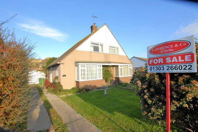 Semi-detached house for sale in Romney Way, Hythe