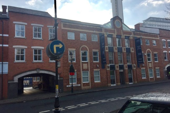 Thumbnail Office to let in St. Pauls Square, Birmingham