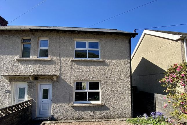 2 bed semi-detached house for sale in Pellau Road, Margam, Port Talbot, Neath Port Talbot. SA13