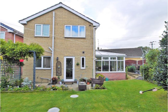 Thumbnail Detached house for sale in Butterill Drive, Armthorpe, Doncaster