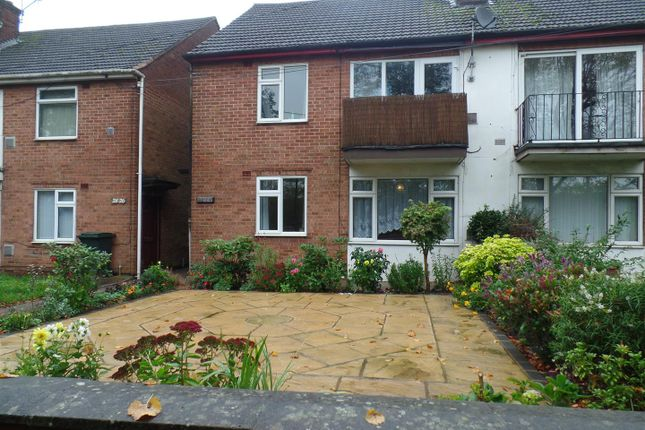 Thumbnail Flat to rent in Selsey Close, Whitley, Coventry